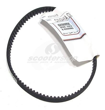 Belt for oil pump for scooters Gilera-Piaggio 2t 125-180