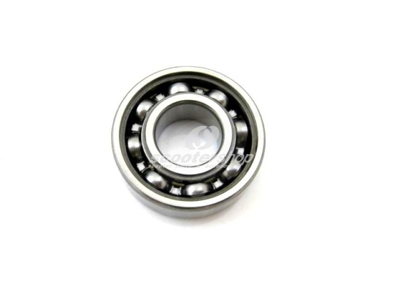 Bearing brake drum - swing outer for Vespa 50, ET3, PK50 -125, S, XL, VNA, VBB, VBA, GL, SPRINT, RALLY, TS, GT, for primary shaft (gearbox cover) for GILERA-PIAGGIO 50ccm 2-4T AC/LC, 17x40x12 mm.