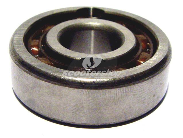 Bearing for gear cluster Vespa PE-PX-Cosa. (15x42x13 mm)
