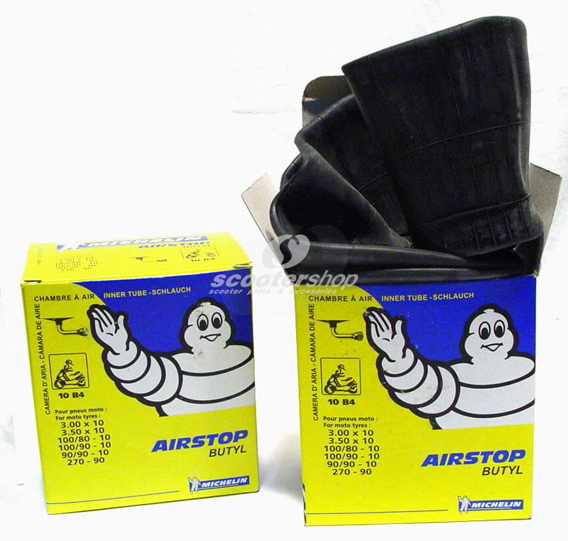 Inner tube Michelin for Vespa for wheel 10΄