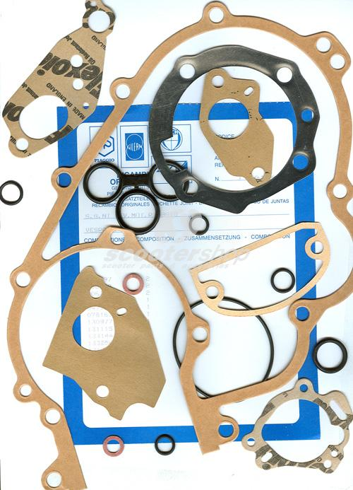 Gasket set for Vespa PE - PX - Cosa 200cc