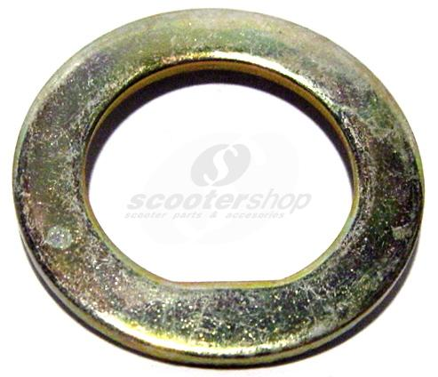 Front wheel washer spindle-brake baseplate Vespa PE-PX-T5-Cosa