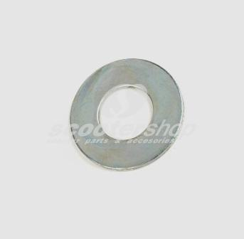 Spacer brake drum, rear, for Vespa PX80-200 E (1984-2016), FD `98 - `11, Cosa, T5 h 1,5 mm, D 32.0mm - 16,5 mm