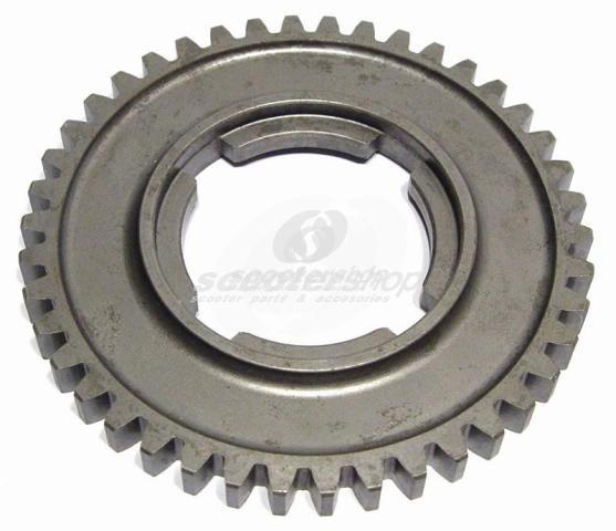 Gear cog 35 teeth, 4th gear for Vespa Px Arco, Cosa.