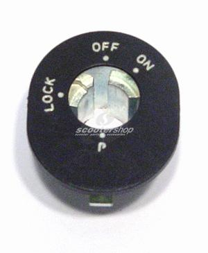 Central  switch (ON-OFF) cap Vespa PK-Cosa