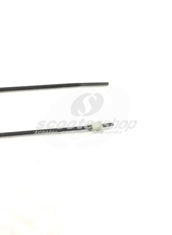 Speedometer Cable for Piaggio Vespa PX125-150-200 E, from 1984 untill 1997, both connections : 2.7mm.