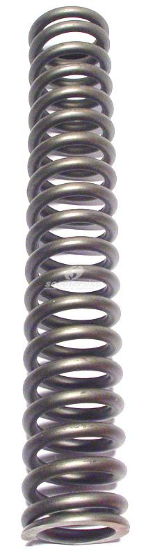 Reinforced spring for rear shock absorber for Vespa Cosa 200.