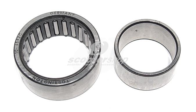 Bearing for crankshaft exterior for Vespa PE-PX. Dimensions 25x38x15 mm