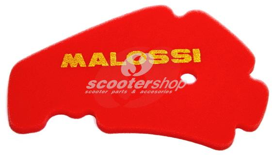 Air filter Malossi for Aprilia - Gilera - Malaguti - Piaggio 4T
