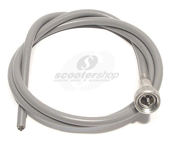 Speedometer cable for Vespa SS180 , 2,7 mm