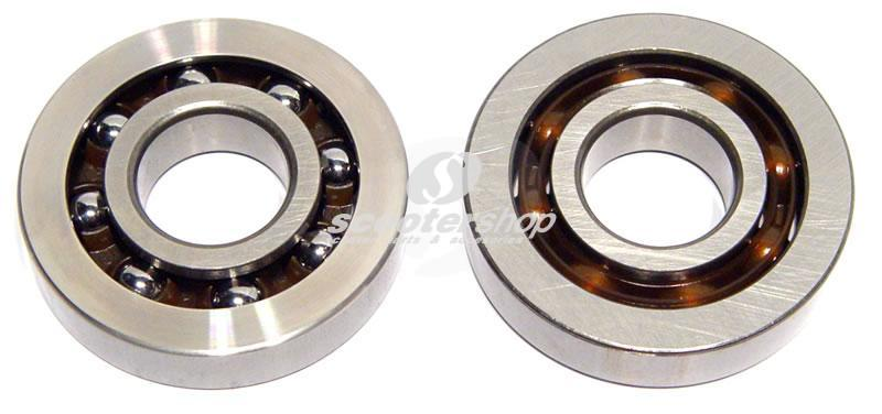 Pair of Bearing Malossi for crankshaft 20x52x12