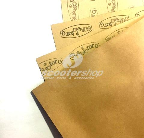 Gasket paper 480x480mm, thickness 0,2 - 0,3 - 0,4 - 0,5mm (4 pieces)