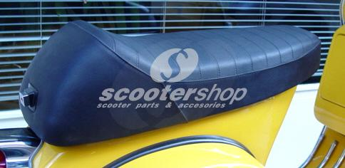 Saddle ANCILOTTI for Vespa PE-PX