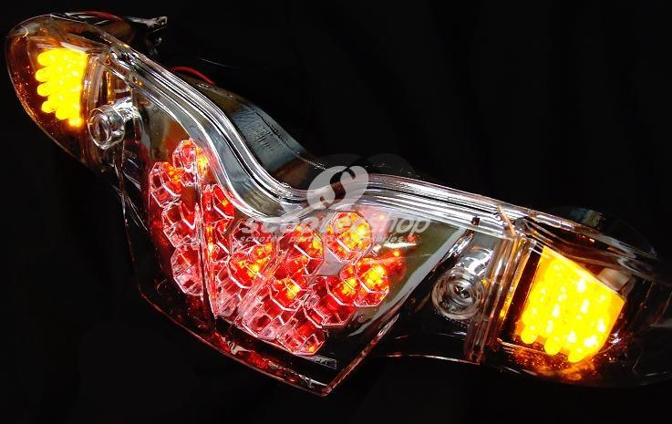 Rear light with led for Gilera Runner until 2005