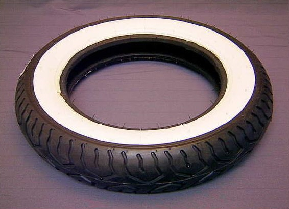 Tire Mitas - Sava 3.00-10 white wall, tube type