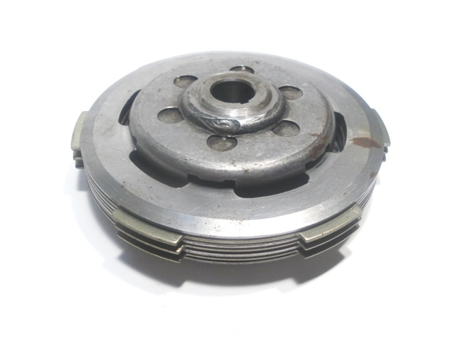 Clutch complete with 6 springs for Vespa PK XL,FL 50 - 125cc.
