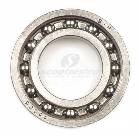 Ball bearing used for primary drive Vespa V50, V90, SS50, SS90, PV125, ET3, PK S, PK XL, 25x47x8mm