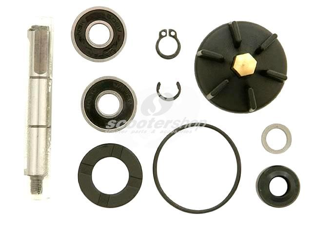 Water Pump Repair Kit - Piaggio 50cc