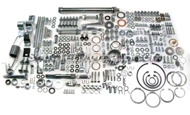 Vespa PX hardware kit Chassis and Engine