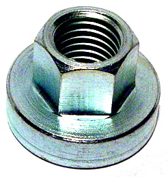 Nut for flywheel for Vespa 50 (Vespino)