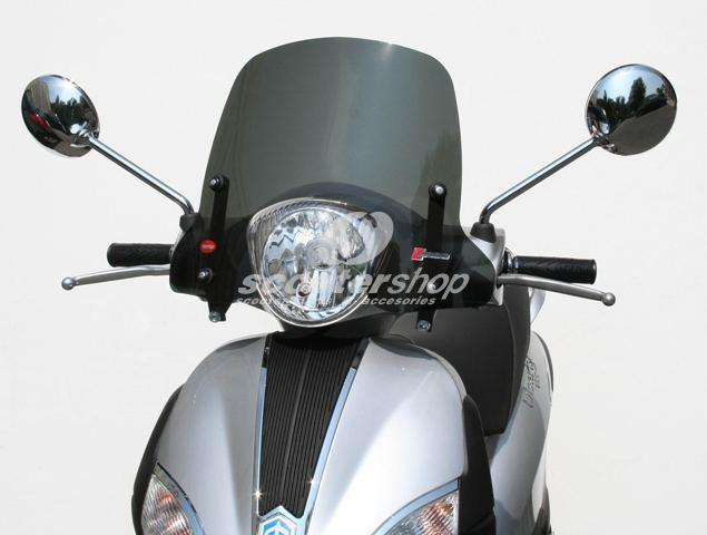 scootershop - scooter parts & accessories » faco » windscreen fume