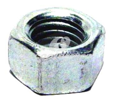 Nut 6mm for the fitting of center stand, brake pedal, front mudguard, clutch cover etc.