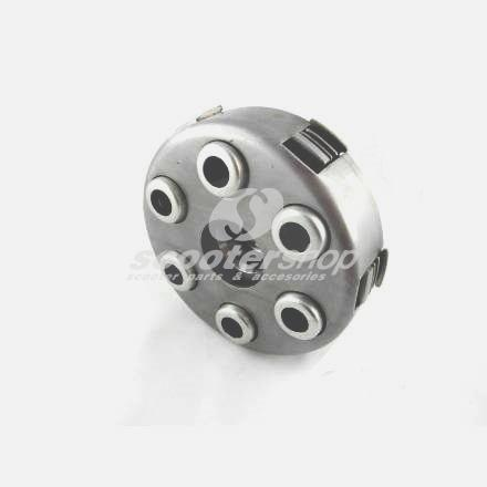 Clutch complete for Vespa VBA-VNB with 22 teeth