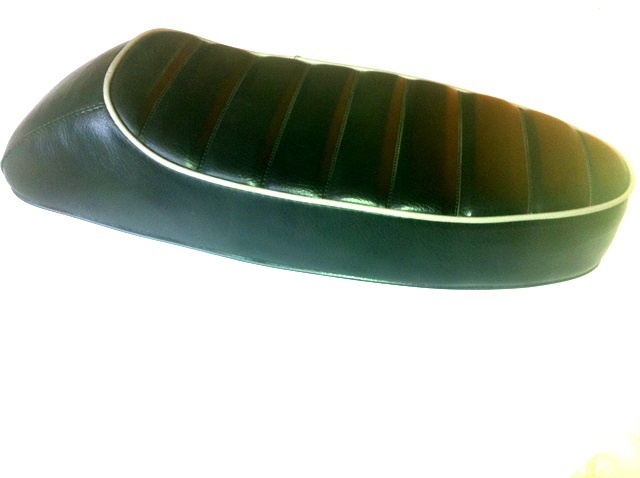 Seat sport for Vespa 50SS, 90 SS, 50s, 50 special, Primavera 125, ET3.