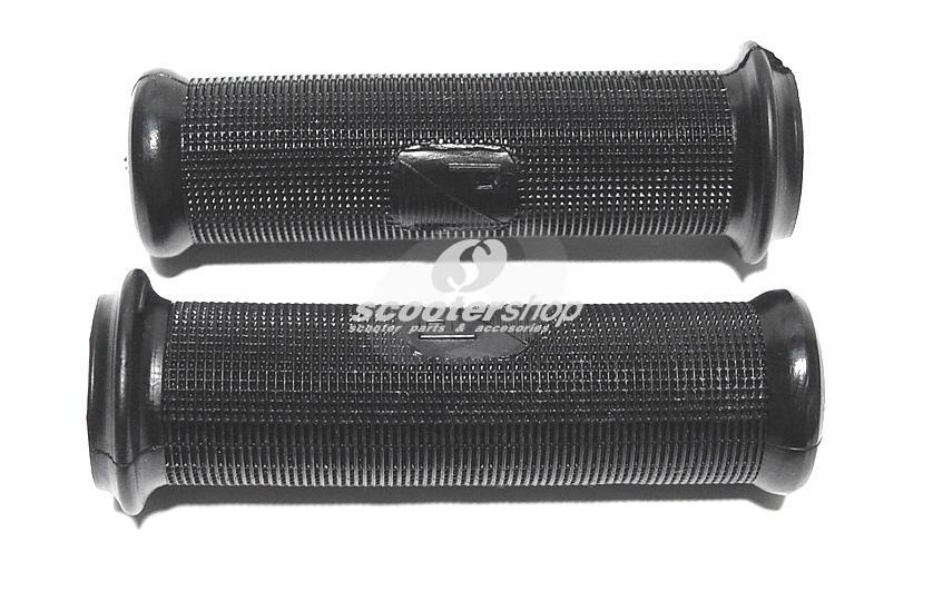 Handlebar grips classic style for old model Vespa (20 mm )