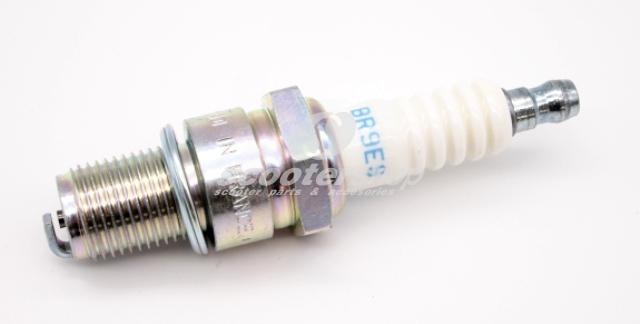 Sparkplug NGK BR9ES long thread.