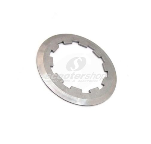 Clutch steel plate outer , SURFLEX for Lambretta LI, LI S, SX,TV (series 2-3), DL-GP , 2,5mm