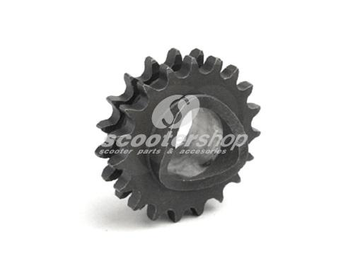 Drive sprocket 18D for Lambretta Series 1 - 3