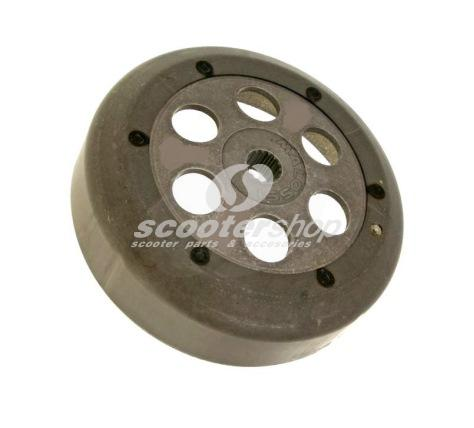 Clutch Bell MALOSSI Maxi for BENELLI 400 Velvet Dusk,MALAGUTI 400 Madison,SUZUKI 400 Burgman AN,Business LC D:150 mm