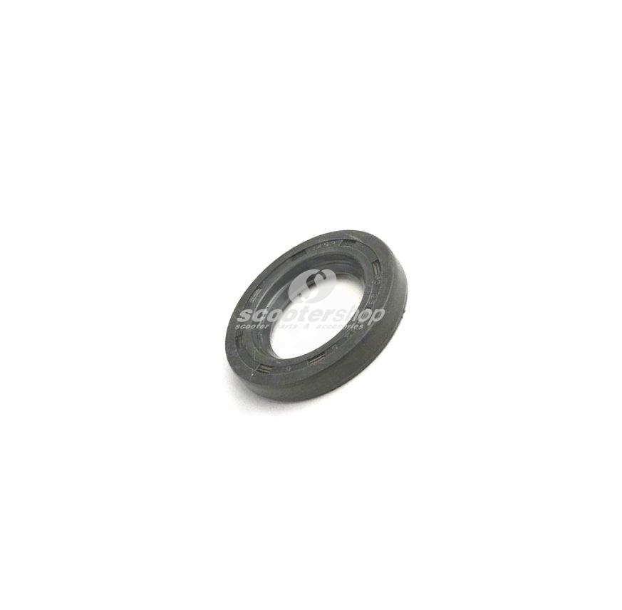 Oil seal 25x42x6mm, used for crankshaft flywheel side outer for Lambretta LI (series 2-3), LIS, SX, TV (series 2-3), DL, GP)