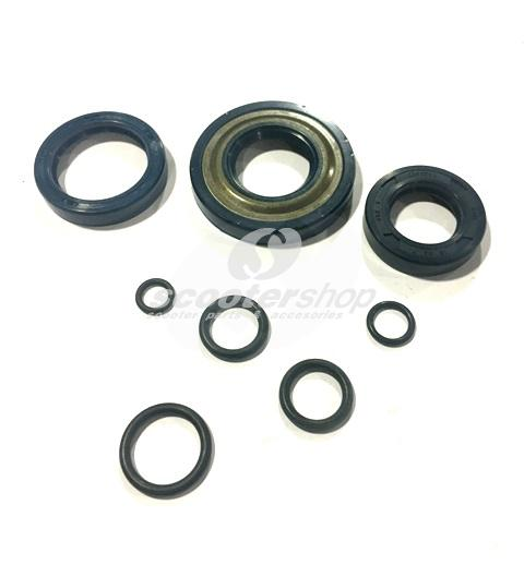 Oil Seal Set engine for vespa V 50 and  O-rings