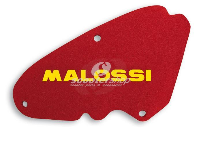 Air filter Malossi for Piaggio Liberty - Fly 125 - 150 3V euro 3