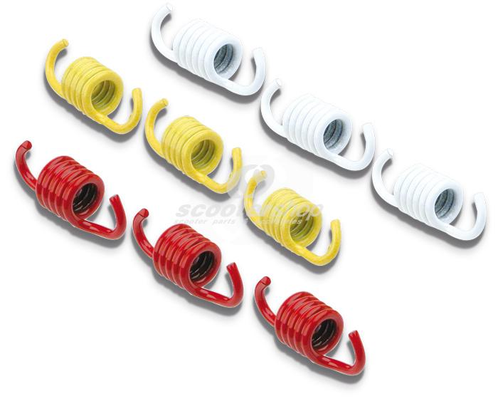 Springs reinforced Malossi for clutch for HONDA - KYMCO