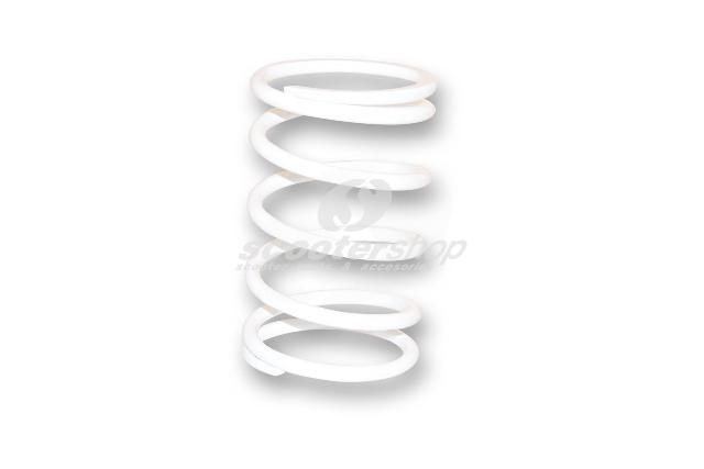 Spring for variator Malossi white, for Kymco Xciting 400ie 4T Ø 67,9x120mm Ø 5,4mm 8,8k
