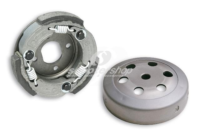 "Racing clutch Malossi ""Fly Clutch"" for Piaggio/Gilera/Aprilia 50 cc Ø 107"