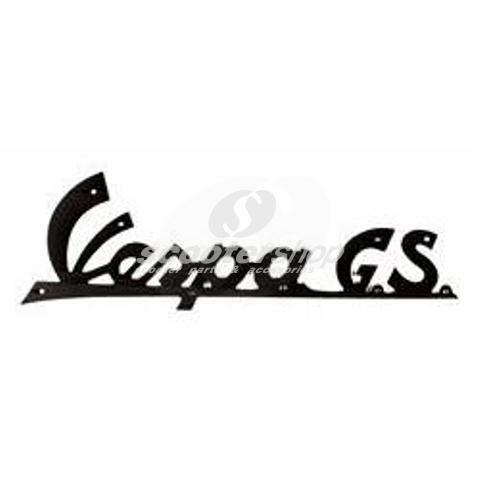 "Badge ""Vespa GS"", legshield for Vespa 150 GS VS1 - 5T"