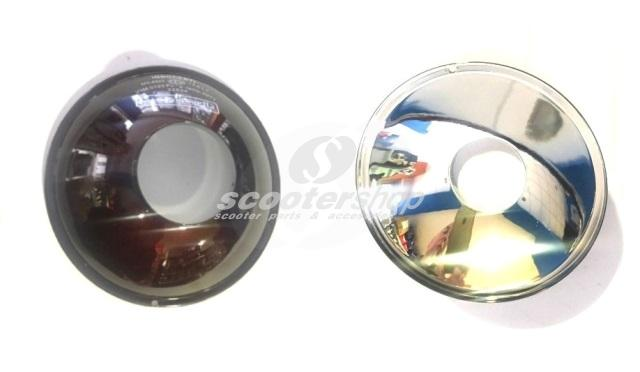 Headlamp Reflector CEV without  Bulbholder for Lambretta I - II series