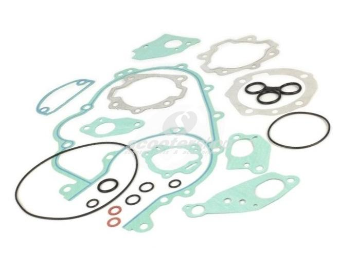 Engine gasket set BGM Pro silicone Vespa Largeframe, PX80-125-150-200, Rally200, Cosa, Sprint Veloce, incl. O-Rings