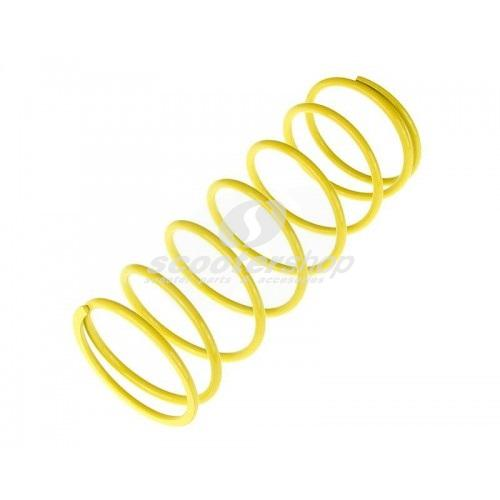 Spring for variator Malossi Racing reinforced, yellow, for Honda Pantheon