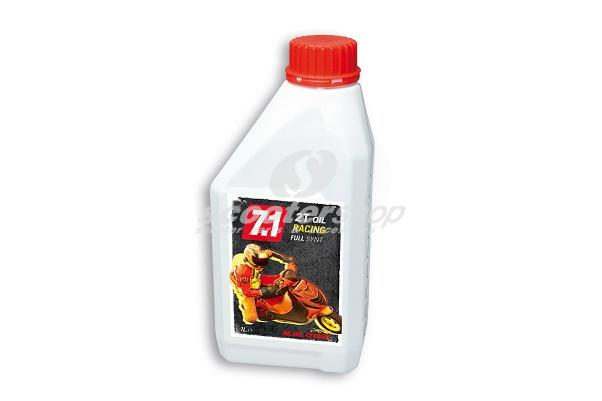 "Oil for mix 2T MALOSSI ""7.1"" Racing full synthetic  1Lt"