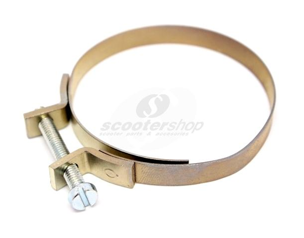 Upper airhose clamp for Lambretta TV, LI (series 2,3 and series 1 version 2), GP, DL. Ø 50mm