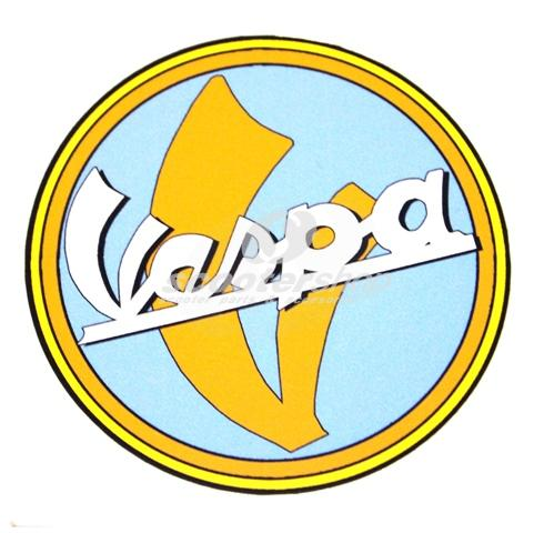 Sticker Vespa