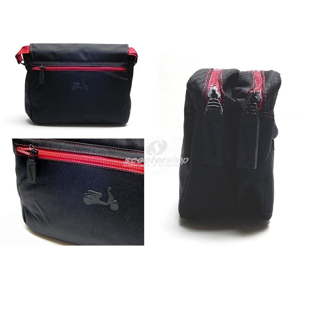 Beauty case Vespa , black , 26x14x10 . Perfect gift !!