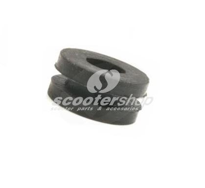 Rubber Buffer holder e-unit, for Vespa PX, T5, Cosa, PK-S,SS, XL, ETS, FL, XL2.