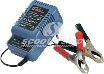Battery charger -H-TRONIC AL 300Pro- 2V, 6V, 12V