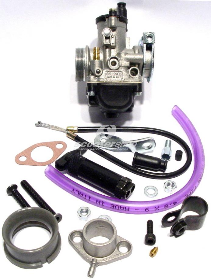scootershop - scooter parts & accessories » Σύστημα υποπίεσης